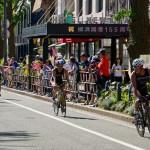週末(6/13)、金丸文化農園を起点に、ロードバイクの練習を予定しています。