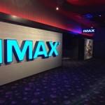 IMAX初体験!本編より予告編の方が実感できた!