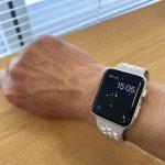 Apple Watchを右手首にする理由