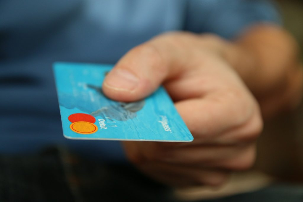 Debit Card(デビットカード)