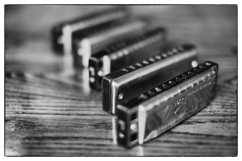 10ホールズハーモニカ 10 holes harmonica