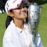 女子プロゴルファーの宮里藍さんが、今季限りで現役引退