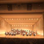 獨協大学管弦楽団 第51回定期演奏会を越谷サンシティで聴いてきました