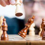 短期的目標ではあるが、戦略を立て戦術を実行する
