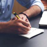 ブログは記事を書くのが大切 日記記事だがアクセス数が写真とは違う