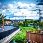 Seijyo Bridge @SOKA / 青上橋 @草加