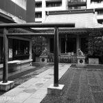 Miyamasumitake Shrine @SIBUYA / 宮益御嶽神社 @渋谷