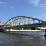 Sumidagawa Bridge @ASAKUSABASHI / 隅田川橋梁 @浅草橋