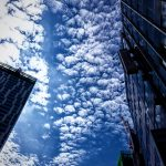 Cloud 20171003 @SHIBUYA / 雲 20171003 @渋谷