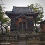 Shrine @SOKA / 神社 @草加