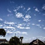 Cloud 20171027 @SOKA / 雲 20171027 @草加