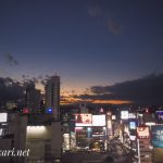 Twilight @SHIBUYA / 夕暮れ @渋谷